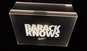 Des sneakers spécifiques Jordan et Nike pour Barack Obama