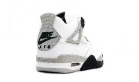 Le retour du Nike Air sur la Air Jordan 4 White Cement ?