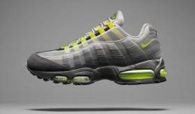 Le retour de la Nike Air Max 95