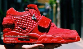 Nike Air Trainer Victor Cruz « Red October »