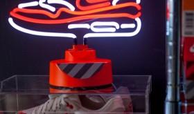 Une Lampe de Chevet Nike Air Max 1