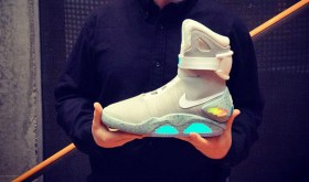 Nike Air Mag avec Power-Laces pour octobre ?