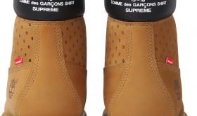Timberland x Comme des Garçons SHIRT® x Supreme