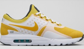 Nike Air Max Zero White/Yellow