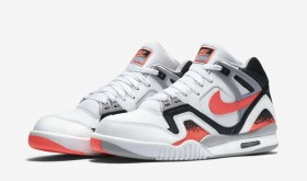 Nike Air Tech Challenge II & Tennis Hot Lava