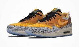 Nike Air Max 1 Atmos Safari de retour