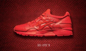 Asics Snake Pack chez Foot Locker