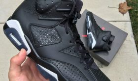 Air Jordan 6 « Black Cat »