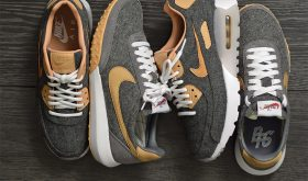 Nike Wool & Vachetta Tan Pack