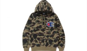 Collection Bape x Champion