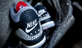 Le retour de la Air Jordan 3 Black Cement ?