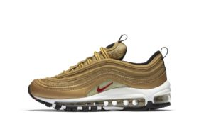 Nike Air Max 97 Gold – Les images officielles