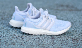adidas Ultra Boost Parley White Ice Blue