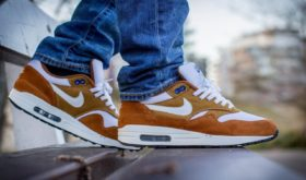 Atmos X Nike Air Max 1 « Curry »