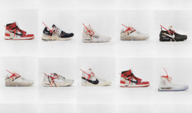Virgil Abloh x Nike – The Ten Collection