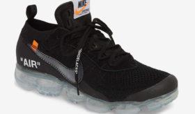 Off-White x Nike Vapormax Flyknit 2018