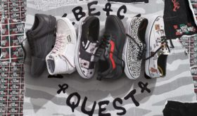 Collection Vans x A Tribe Called Quest