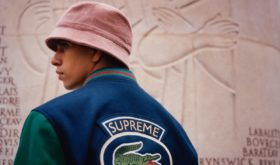 Supreme x Lacoste - Collection Spring 2018