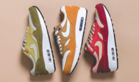 Pack Nike Air Max 1 « Curry »