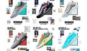 Découvrez les six vainqueurs de Nike: On Air