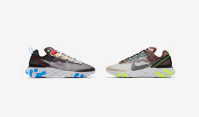 Nike React Element 87 - Fall 2018