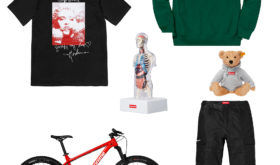 Supreme - Fall Winter 2018 Collection