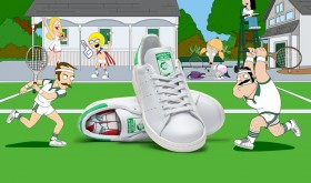 adidas Stan Smith pour American Dad!
