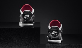 Nike Court Zoom Vapor AJ3 « Black/Cement »