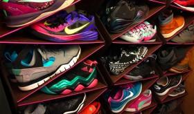 Les étagères pour sneakers Sole Stacks